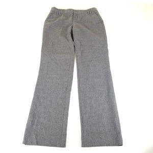 Gap Women's Gray Career Pants Size 2
